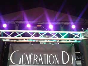 GENERATION DJ