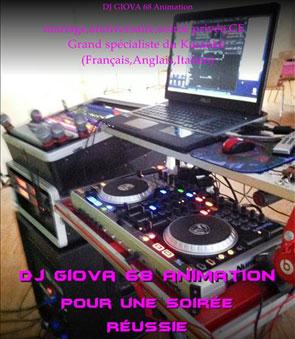 Dj 68 - DJ Haut Rhin