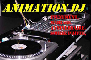 ANIMATION DJ