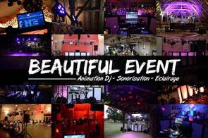 BEAUTIFUL EVENT