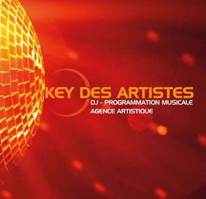 KEY DES ARTISTES
