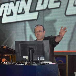DJ Moselle 57