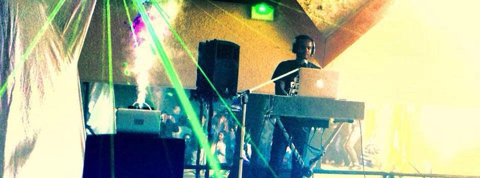 DJ K Kersley Ferdinand