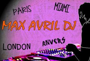 MAX AVRIL DJ