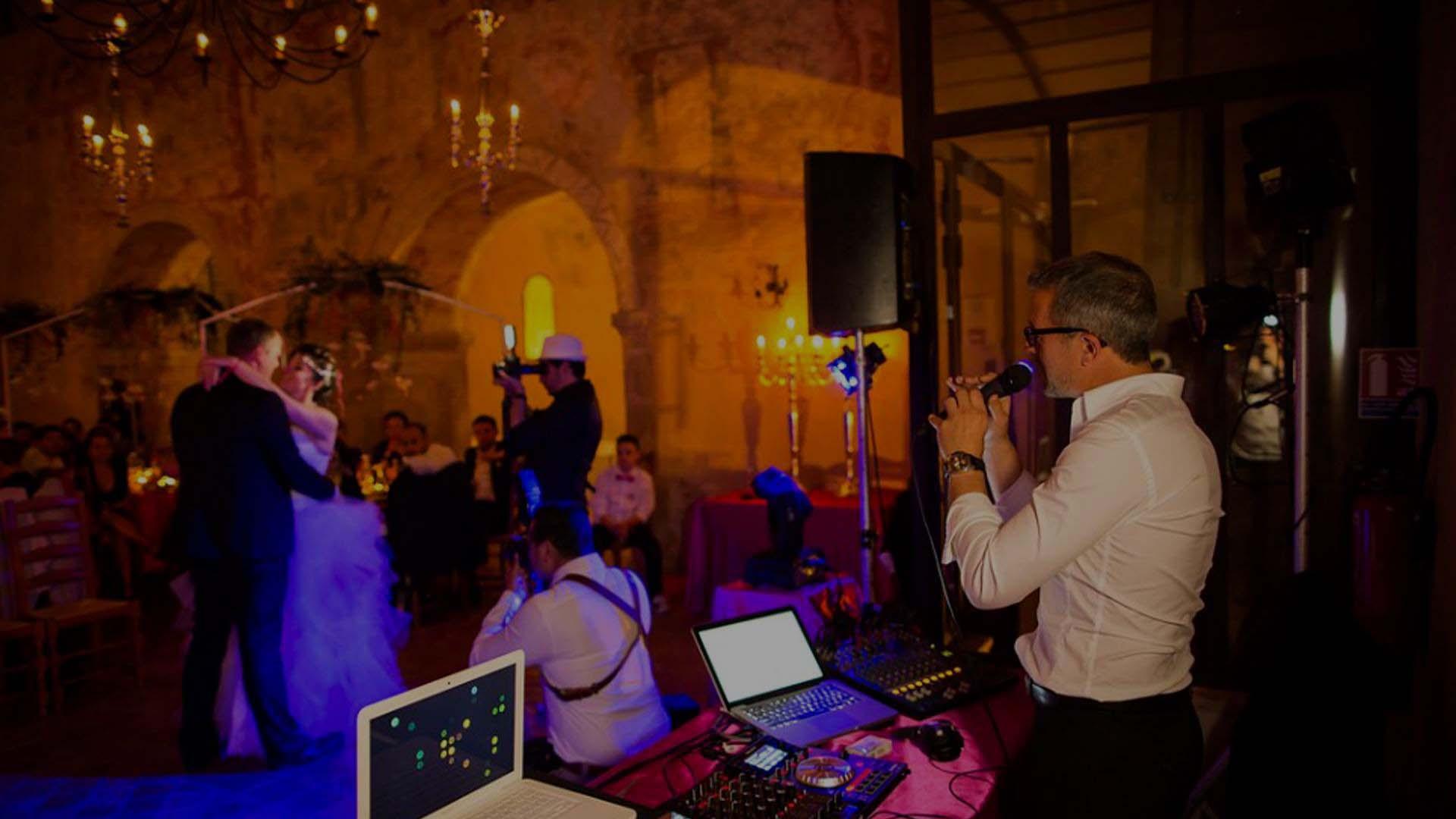 ouverture de bal DJ