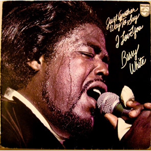 barry white music soul for lovers