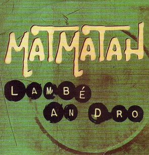 Playlist chanson francaise matmatah-lambe-an-dro
