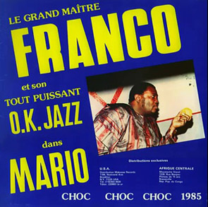 musique congolaise franco Tp OK Jazz Mario