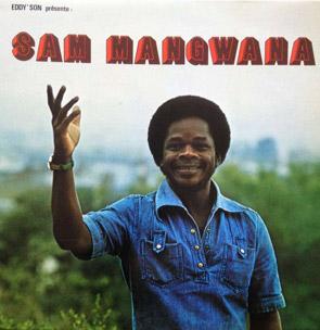 Musique Congolaise Sam Mangwana