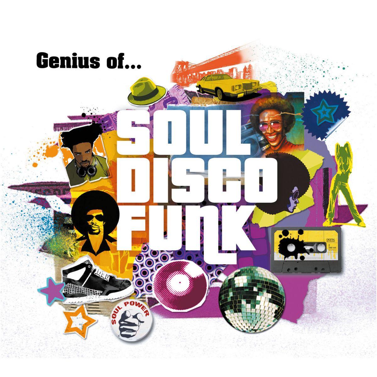 Playlist Musique Soul disco Funk & Jazz pour danser