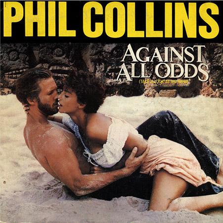 PHIL COLLINS – Against All Odd Playlist slow année 80