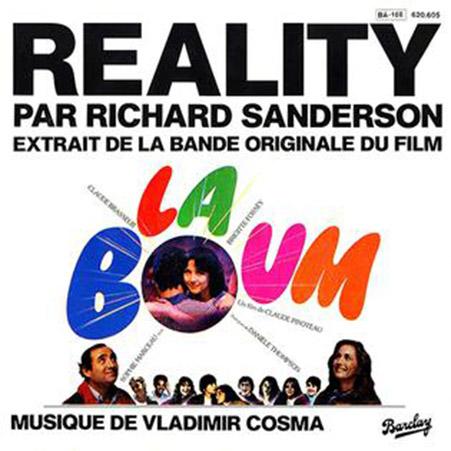 RICHARD SANDERSON – Reality Playlist slow année 80
