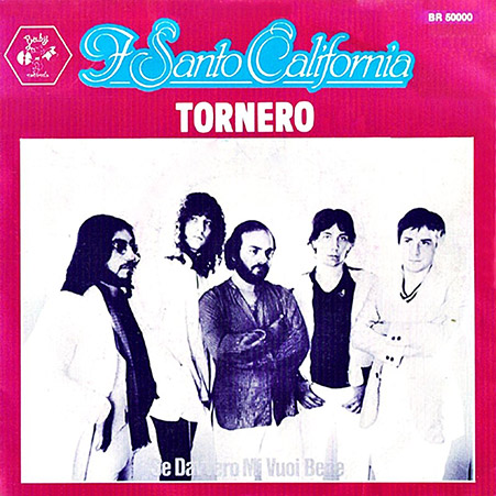 TORNERO – I Santo California Slows italien