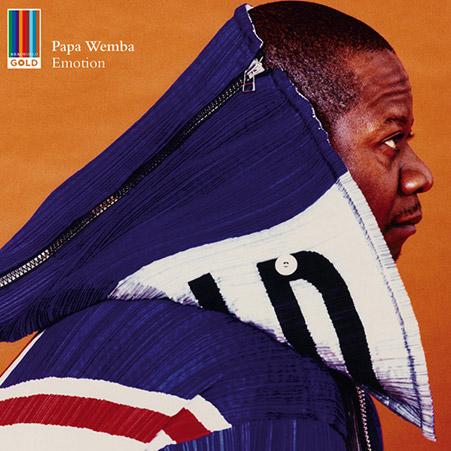 Musiciens congolais Papa Wemba