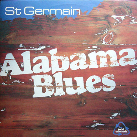SAINT GERMAIN – Alabama Blues