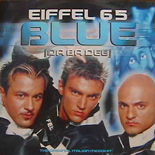 eiffel 65 blue da da dee
