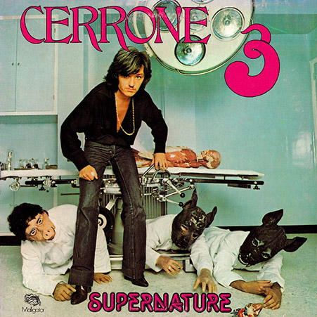 Playlist Disco Ceronne Supernature