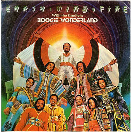 playlist disco earth wind & fire boogie wonderland
