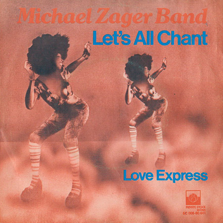 michale zager band lets all chant