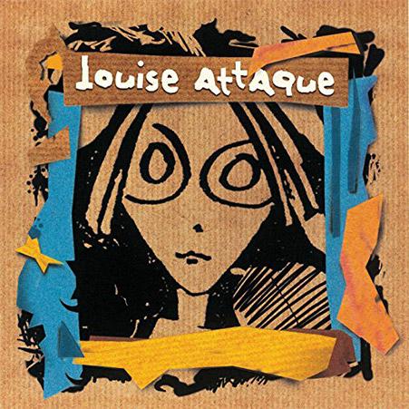LOUISE ATTAQUE – J't'emmène au VentTubes années 90