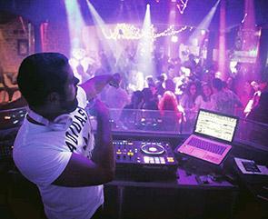 DJ Club Bar Poitier