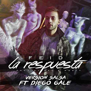 Playlist Salsa colombienne FEID – La Respuesta (Versión Salsa)