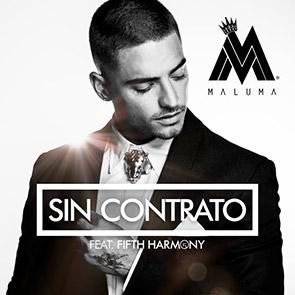 MALUMA Sin Contrato playlist reggaeton