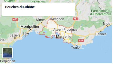 DJ Bouches su Rhone