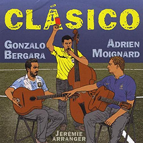 playlist jazz manouche Adrien Moignard Gonzalo-Bergara Django-s-Tiger-qdj