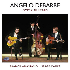 Angelo DeBarre La-Gitane