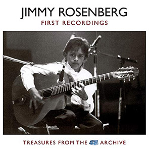 Jimmy-Rosenberg-Swing-For-Ninine playlist musique manouche