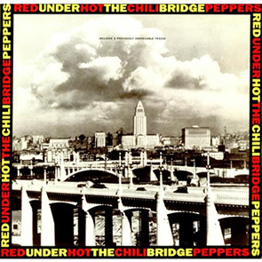 Rock Année 90 red hot chili peppers under the bridge