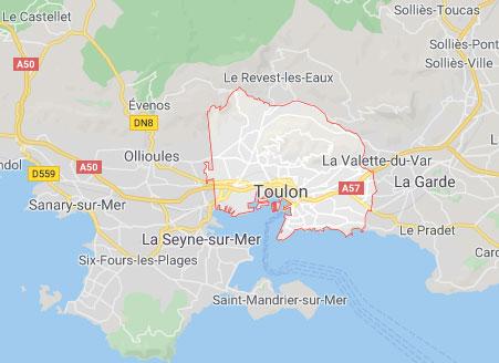 toulon 83