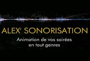 ALEX SONORISATION