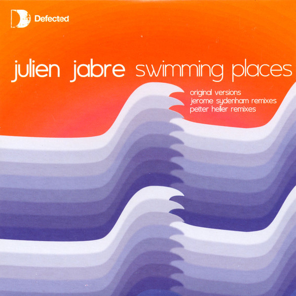 JULIEN JABRE – Swimming Places