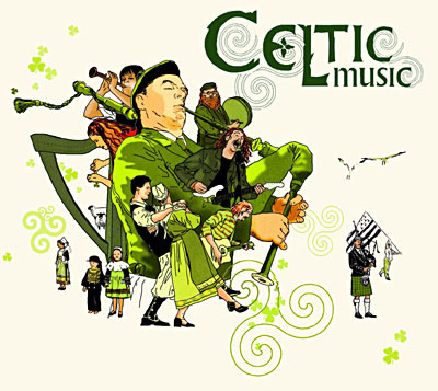 Playlist Musique Saint Patrick