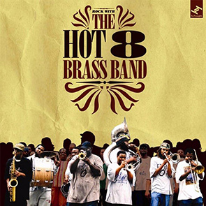 BIG 8 BRASS BAND – Sexual Healing