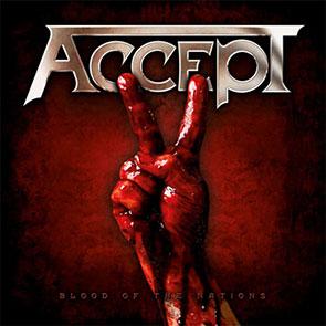 ACCEPT – Teutonic Terror playlist metal