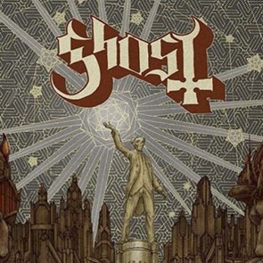 GHOST – Square Hammer