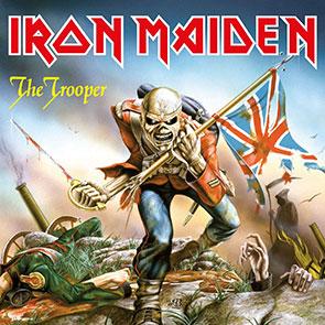 playlist Metal IRON MAIDEN  The Trooper