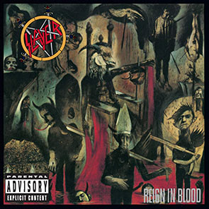 SLAYER – Raining Blood