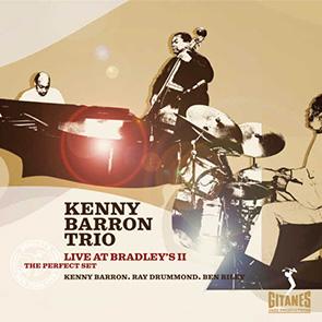 KENNY BARRON TRIO – Beautiful Love