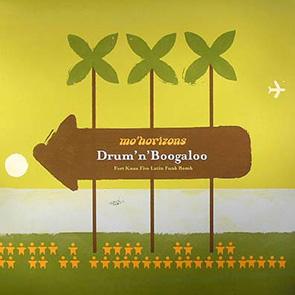 MO' HORIZONS – Drum'n Boogaloo