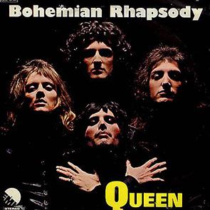 Musique Rock QUEEN-Bohemian-Rhapsody
