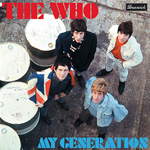 THE WHO – – My Generation
