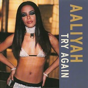 Playlist Rnb AALIYAH – Try Again