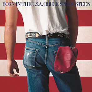 Rock Année 90 BRUCE SPRINGSTEEN – Born in the USA