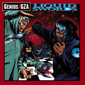 Playlist Rap US années 90 GZA Feat RZA – Liquid Swords