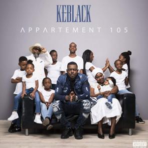 playlist pop urbaine KEBLACK – Complètement Sonné