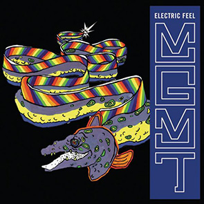 Playlist Rock Année 2000 MGMT – Electric Feel